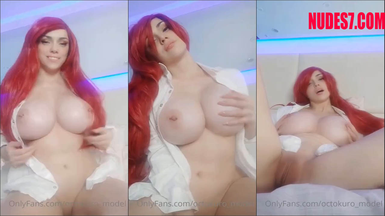 Vamplette Onlyfans Leaked Tits And Ass Showing Porn Video photo 17