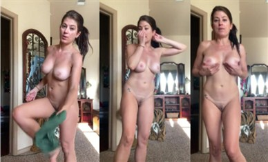 LivStixs Red Lingerie Teasing Nude Twitch Video Leaked photo 19