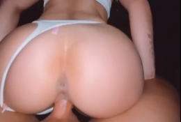 Therealbrittfit Fucking Leaked Cum On Tits Porn Video photo 7