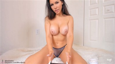 BellaBrookz ASMR Lotion And Boobs Onlyfans Video photo 4