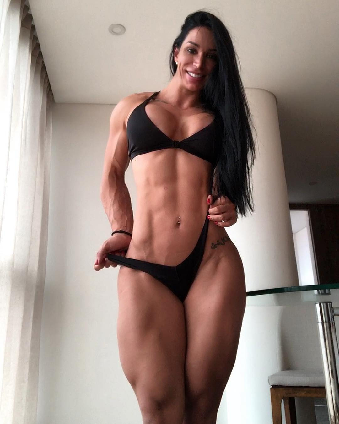 Ana Cozar Nude Workout Video Leaked! photo 20