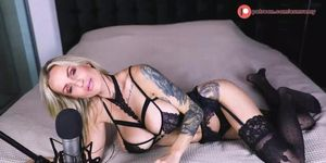 ASMR Amy Hot Lingerie, I, You And Alone Video Leaked photo 20