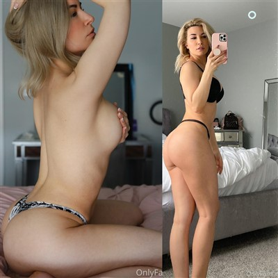 Dahlia Valentino Teasing In Black Thong Onlyfans Leaked Video photo 13