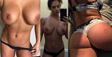 WWE Kaitlyn Porn Video And Nudes Leaked! photo 6