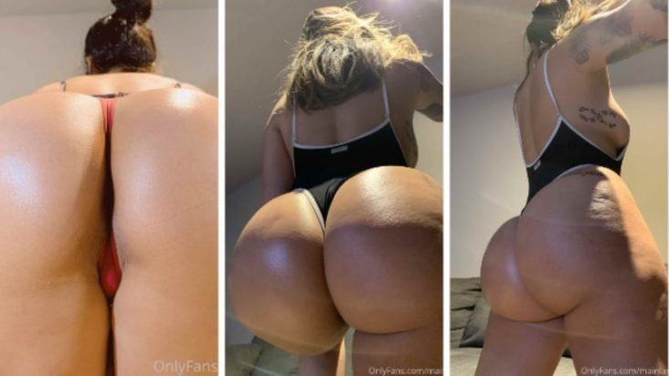 Uptownjenny Leaked Nude Ass Shaking Porn Video photo 5
